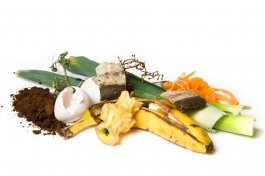 How to Make Compost for a Food Garden