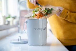 How to Use an Indoor Compost Bin That Doesn't Stink