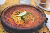 salsa seafood soup