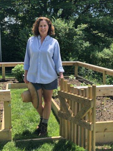 Norann Oleson, Editorial Director of Food Gardening Network