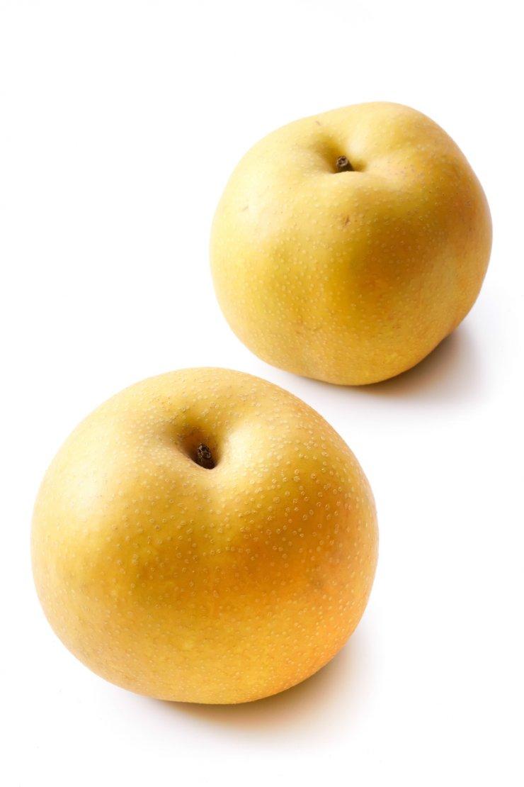 Shinseiki pears