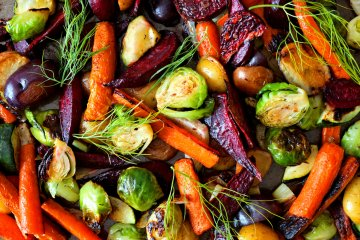 3 Deliciously Balanced Meal Ideas Using Roasted Root Vegetables