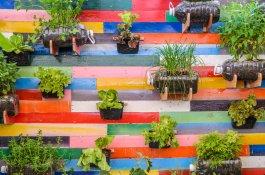 5 Herb Garden Planter Ideas
