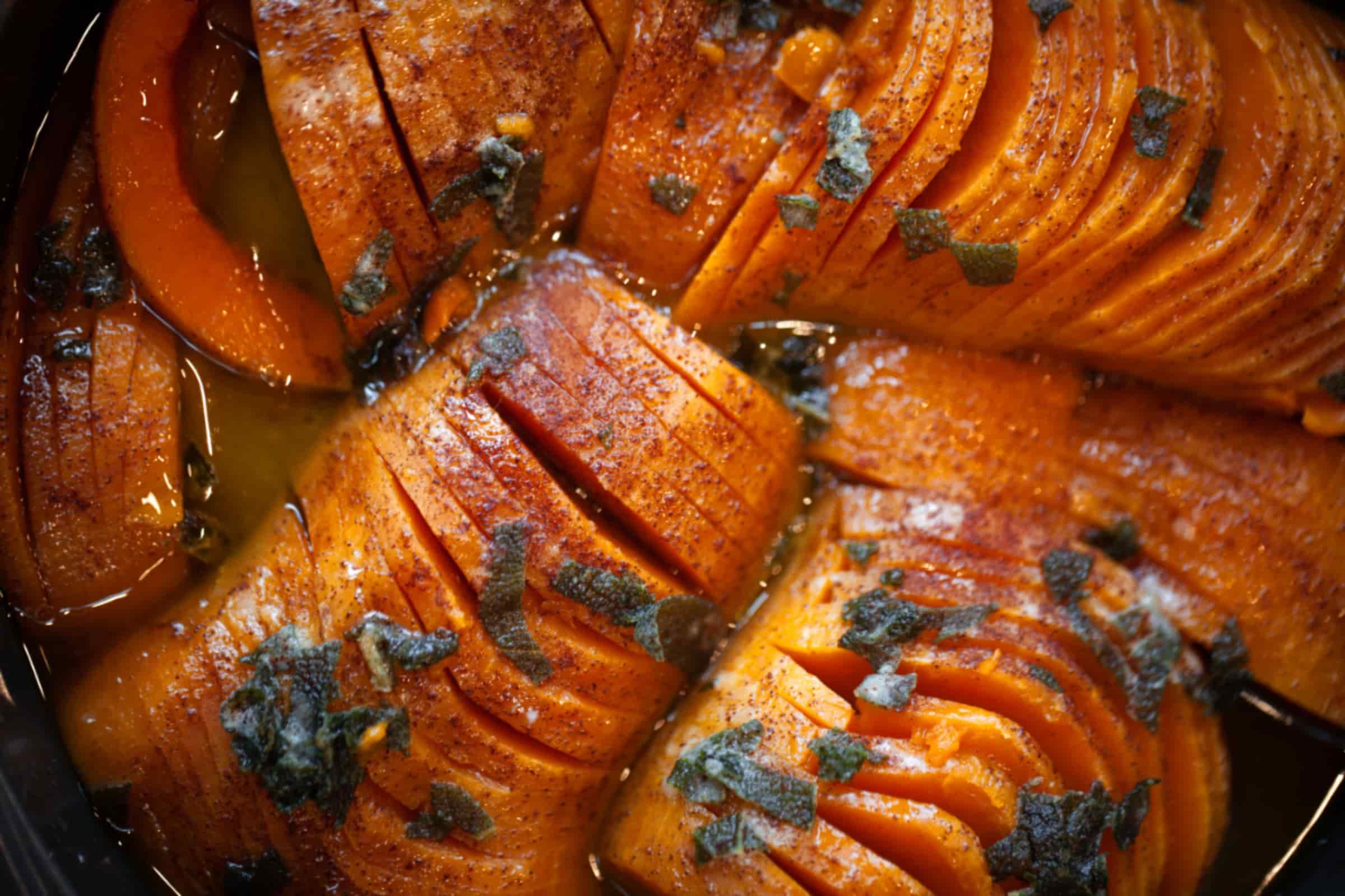 honey roasted honeynut squash recipe