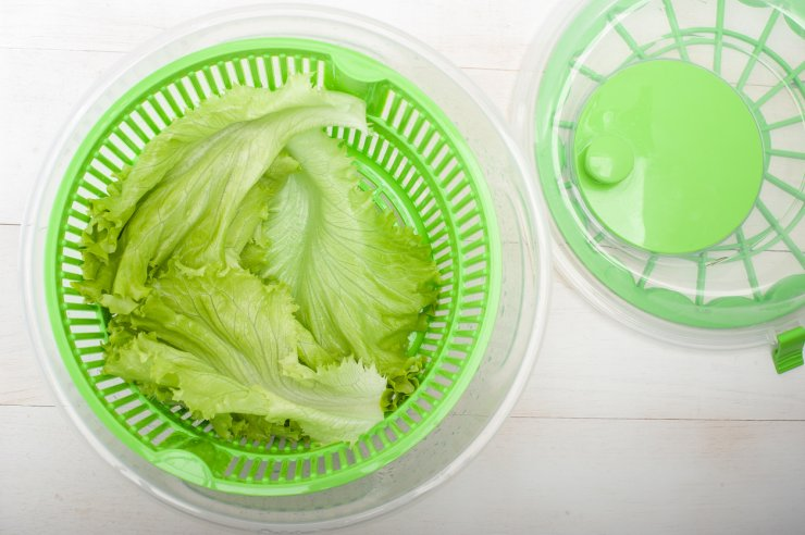 How to store leafy greens