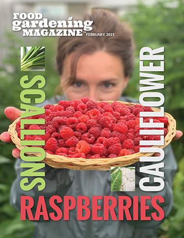 Food Gardening Network Magazine February 2021