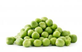Nutrition Facts about Peas