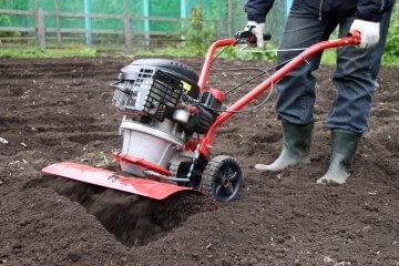 How to Use a Garden Tiller to Create Perfect Garden Beds