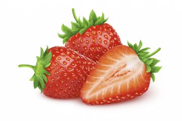AC Wendy Strawberries