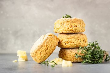 Cheddar-Thyme Biscuits
