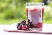 Simple Cherry Juice