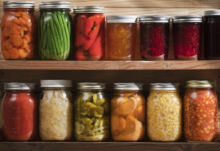 pressure canning safety