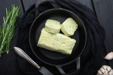 Garlic-Rosemary Butter