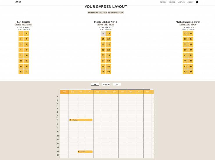 Vegetable Garden Planner Apps