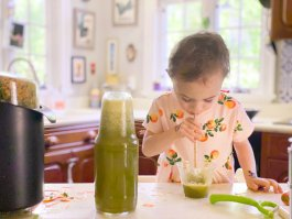 The Best Green Juice Recipe for Kids – Tested and Approved!