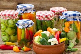 10 of the Best Vegetables for Canning and Preserving