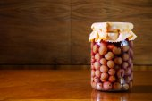 Pickled Gooseberries