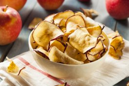 How to Dehydrate Apples in the Oven