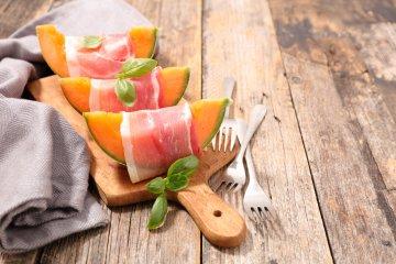 Melon and Prosciutto