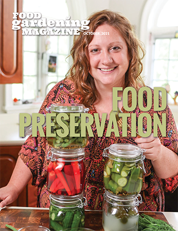 Food Gardening Network Magazine October 2021